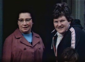 Photo: Illustrative image for the 'Bustling Ballinrobe 1978 Video Clip - Can you name some of the natives?' page