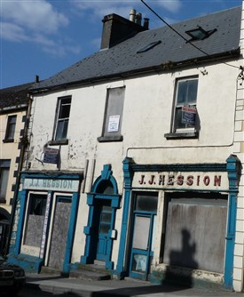 Photo:Hession's Shopfront 2010