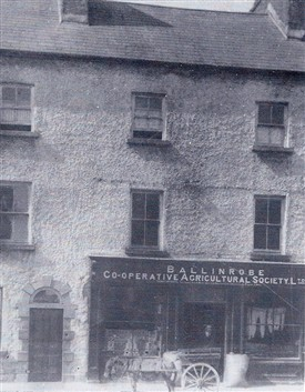 Photo:Ballinrobe Co-operative Agricultural Society