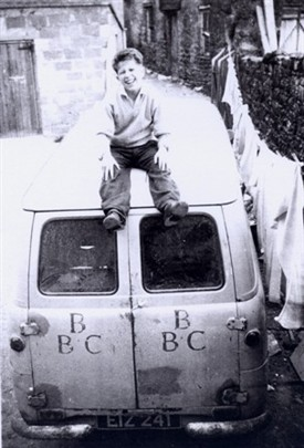 Photo:A BBC Van - Ballinrobe Baking Company
