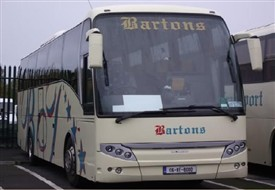 Photo:A Barton bus much used by western students etc!