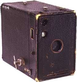 Photo:Brownie Box Camera