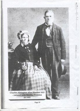 Photo:my great great grandparents