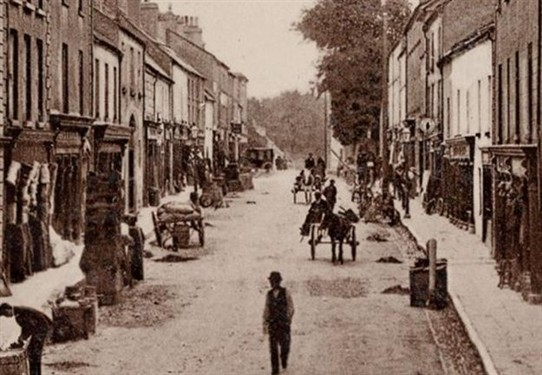 Photo:Market Street now Main Street pre 1900