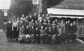 Photo: Illustrative image for the 'Convent School in the 1930s' page