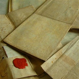 Photo:1786 Ballinrobe documents