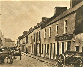 Photo:Glebe Street in the old days