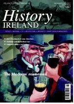 Photo:Ireland's history magazine, History Ireland, makes a foray into book history in the September/October issue.