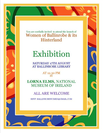 Photo: Illustrative image for the 'Invitation to Womens' Exhibition' page