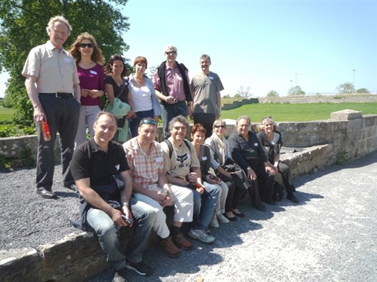 Photo: Illustrative image for the 'Group from Luzinay, France visit Ballinrobe' page