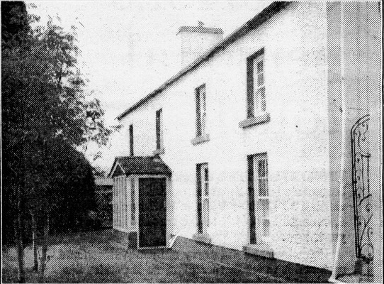 Photo: Illustrative image for the 'Lavally House, Ballinrobe' page