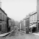 Photo:Bridge Street, Ballinrobe looking down towards Bridge pre 1900
