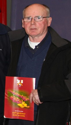 Photo:Martin Flannery RIP
