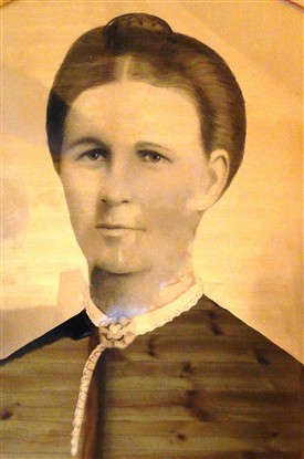 Photo:Mary Ann Gill, Margaret's daughter