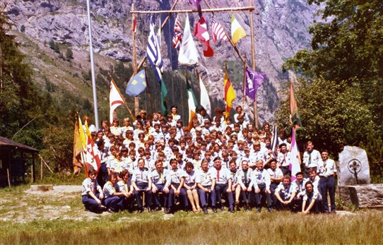 Photo: Illustrative image for the 'Ballinrobe Boy Scouts c. 1975' page