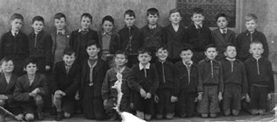 Photo: Illustrative image for the 'Ballinrobe Christian Brothers School 1951' page
