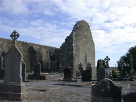 Photo:Old Abbey - Kilmaine
