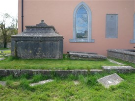 Photo: Illustrative image for the 'St. Mary's Church of Ireland Graveyard - Cuff Tomb' page