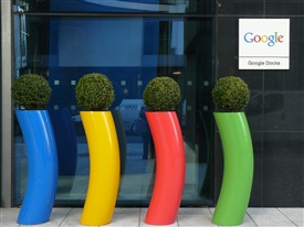 Photo:Google Headquarters, Dublin