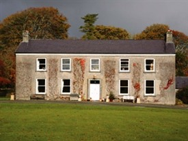 Photo:Partry House (National Inventory of Architectural Heritage, www.buildingsofireland.ie)