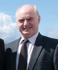 Photo:Mr. Peter Hynes, Mayo County Manager