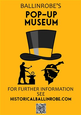 Photo: Illustrative image for the 'Ballinrobe's Pop Museum' page