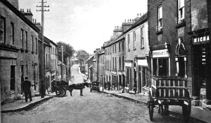 Photo: Illustrative image for the 'Old photo of Bridge St' page