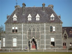 Photo:Turlough House - now part of the Museum