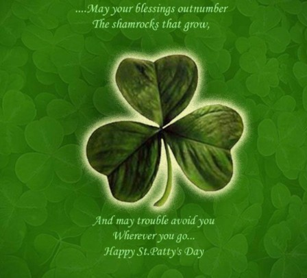 Photo: Illustrative image for the 'St Patrick's Day greetings from Ballinrobe, Co. Mayo, Ireland' page