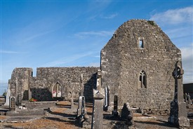 Photo:South side of old Abbey