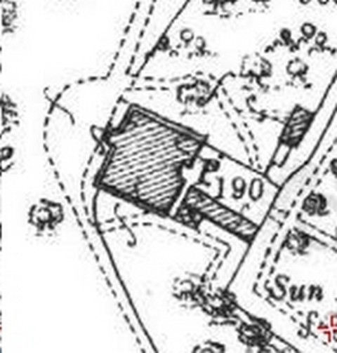 Photo:Map of house