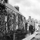 Photo:Kenny's Robe Villa, Ballinrobe on High Street looking towards Bridge Street pre 1900